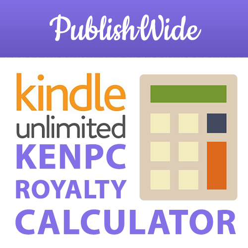 Kindle Unlimited KENP Calculator